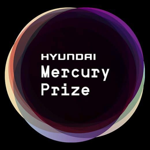 The Hyundai Mercury Prize logo