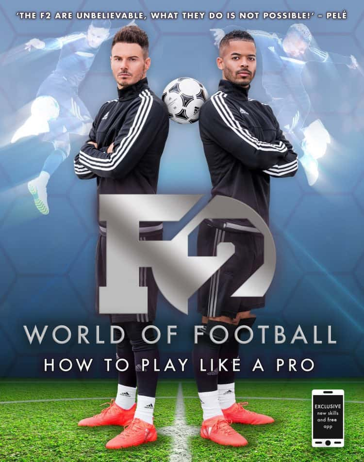 Cover of book F2 World Of Football - How To Play Like A Pro