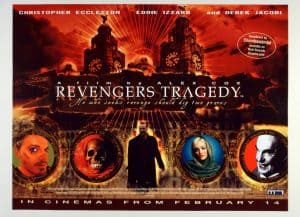 Poster of film Revengers Tragedy directed by Alex Cox