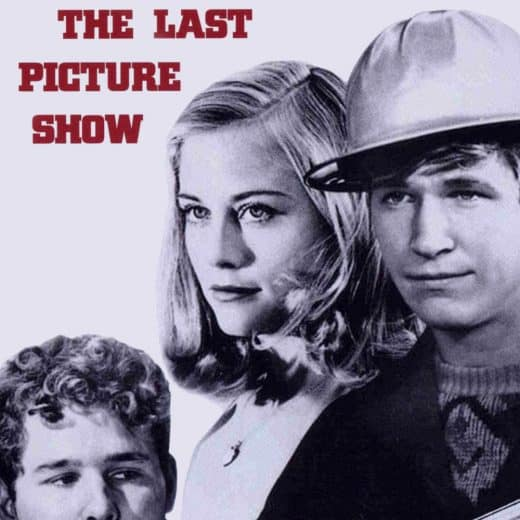 """The Last Picture Show"""