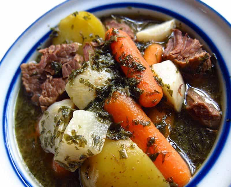 Bone Broth Beef Stew