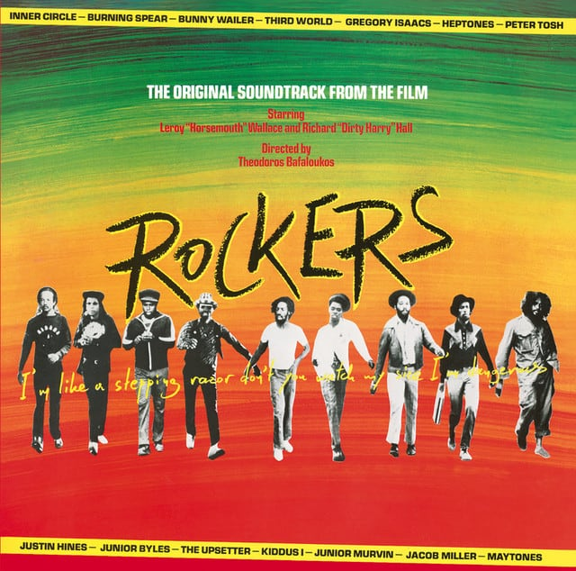 Poster for the 1978 film Rockers