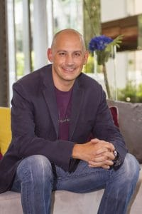 Travel entrepreneur Scott Eddy