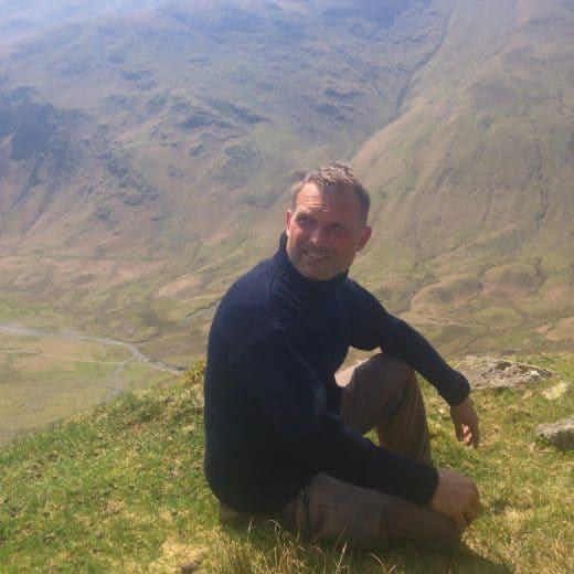 Survival expert John Hudson