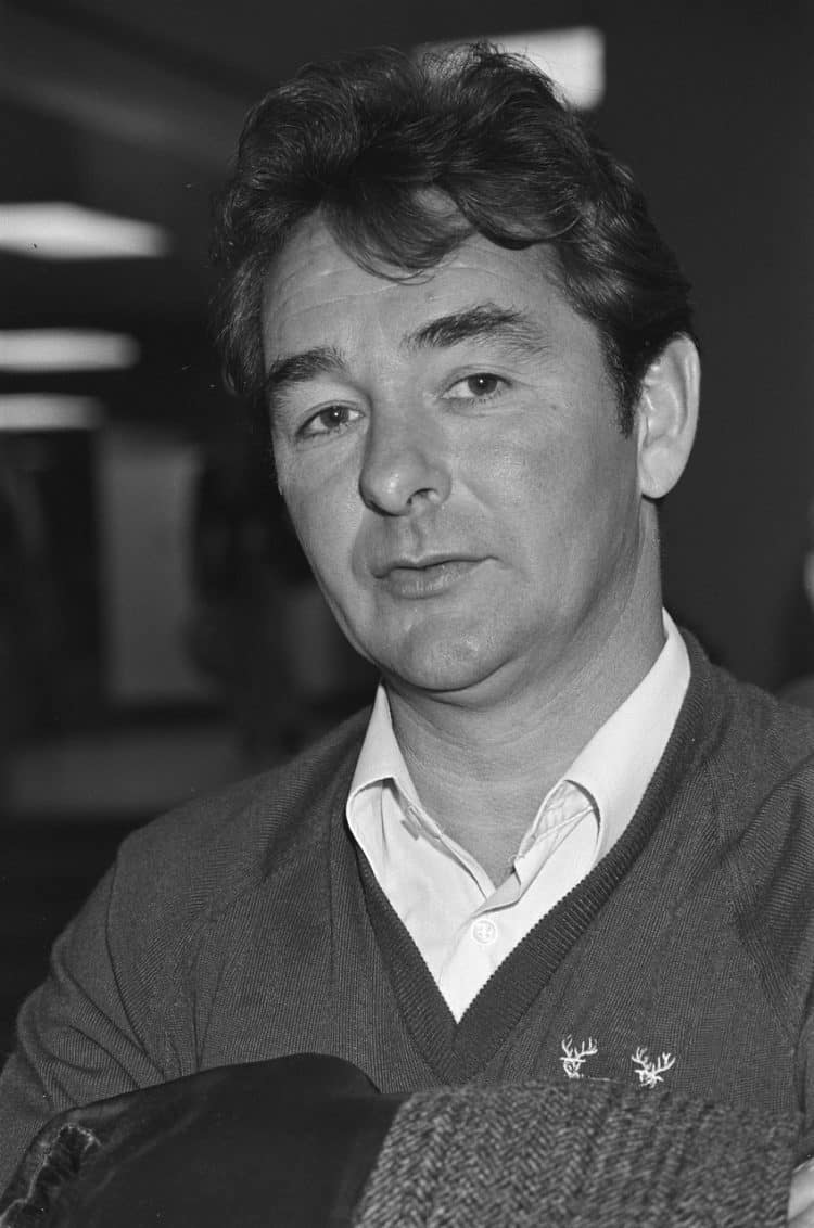 A man who utilised the beautiful game, manager Brian Clough