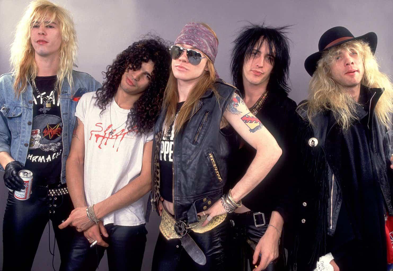 Guns N' Roses lineup