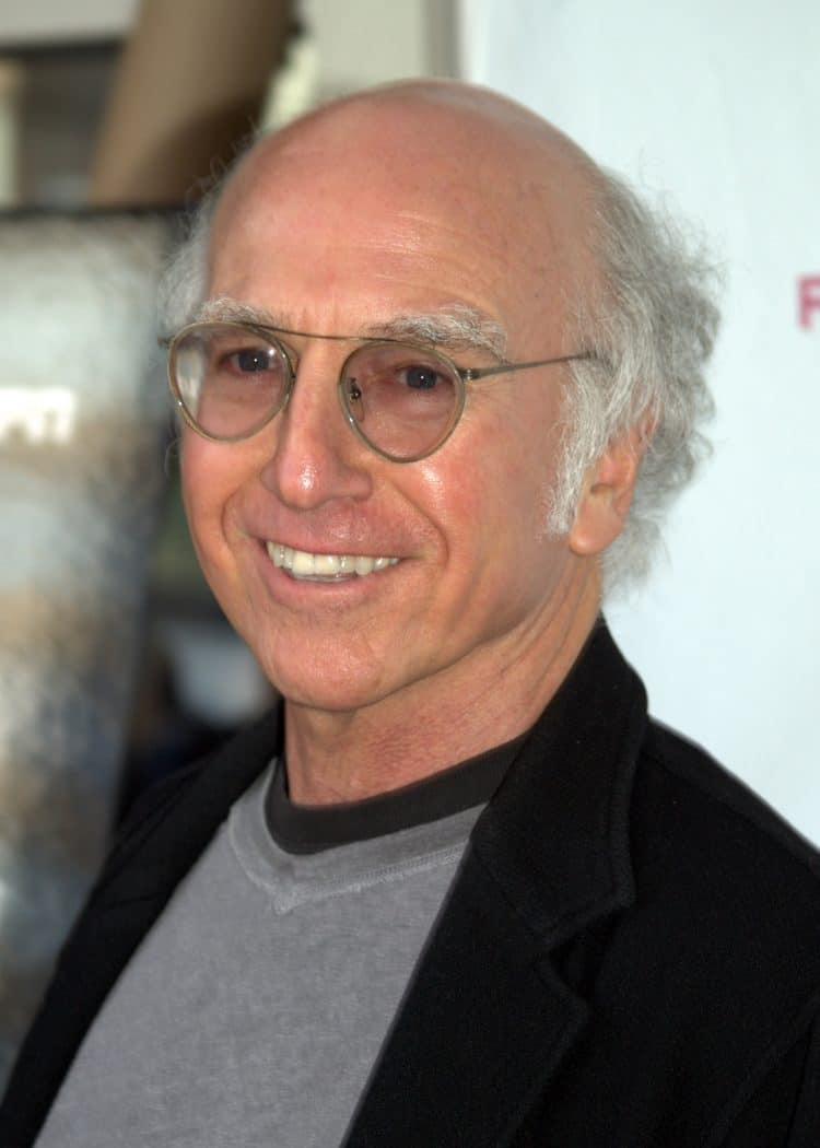 Larry David from Curb Your Enthusiasm