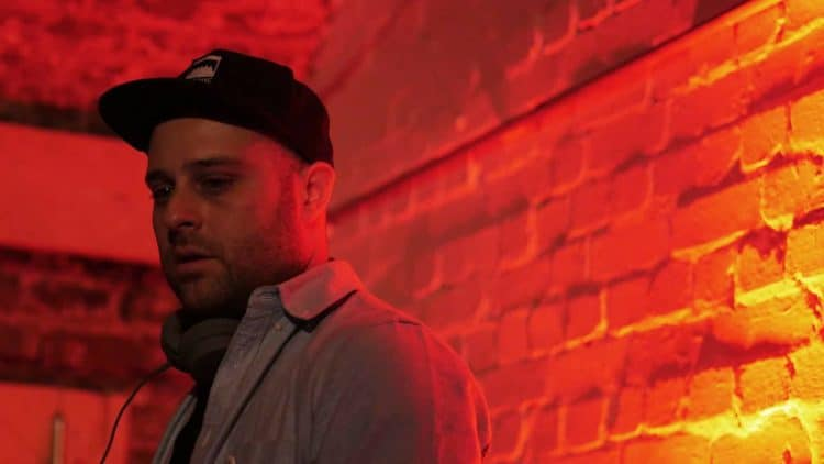 DJ & producer The Last Skeptik