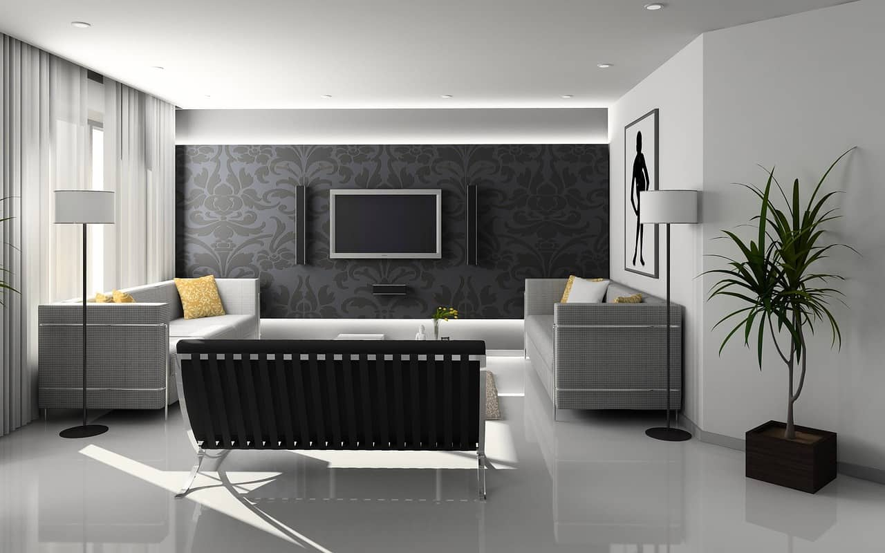 Interior Redesign - Transform Your Pad With These Simple ...