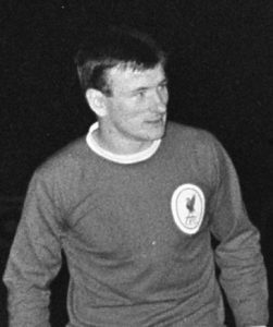 Tommy Smith in his Liverpool days