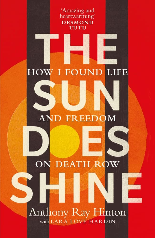 The book cover for The Sun Does Shine