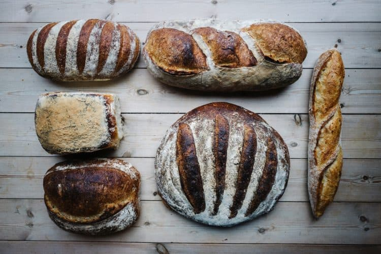 Baltic Bakehouse breads