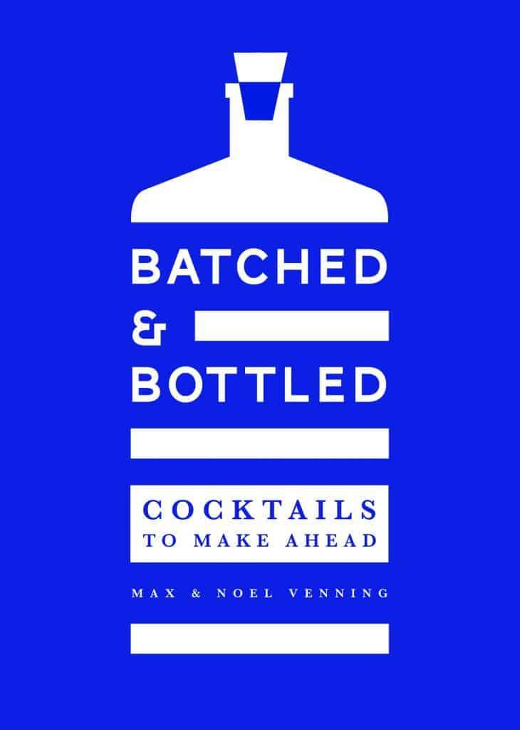 Batched & Bottled cocktails book cover