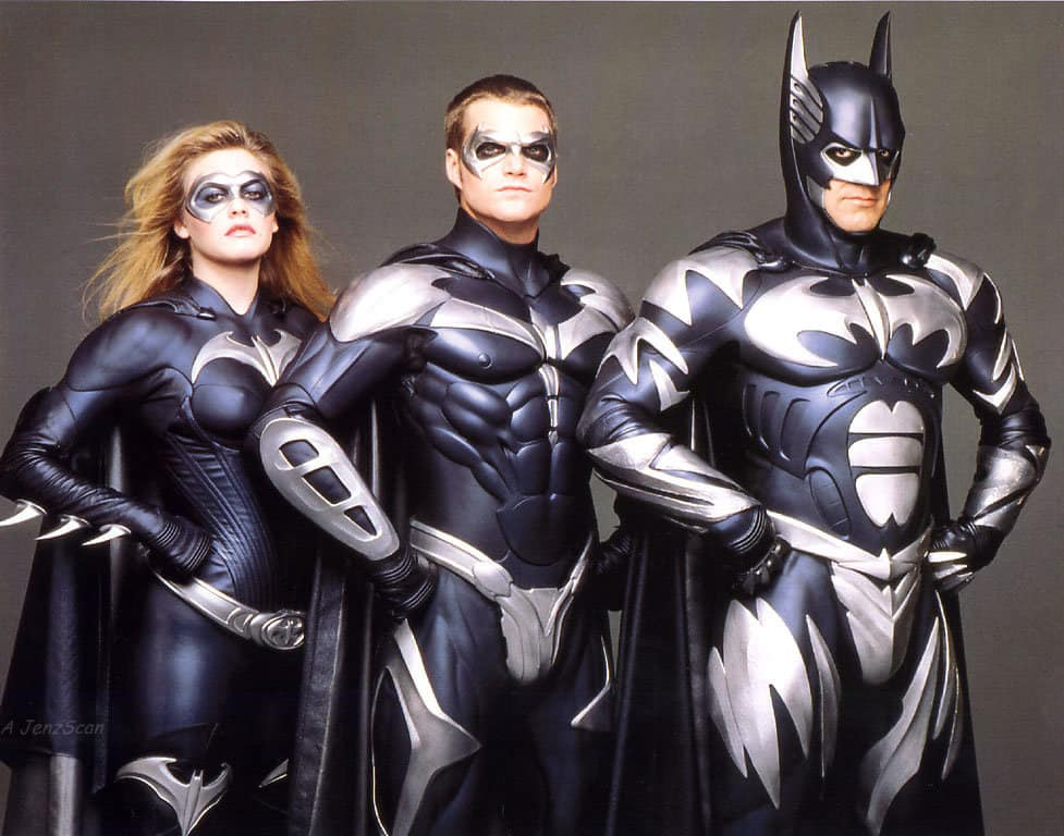 One of the worst Blockbuster Movies - Batman & Robin