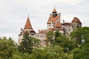 Dracula Literature destination