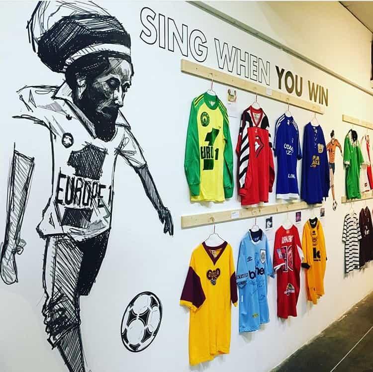 Art of the Football Shirt Exhibition