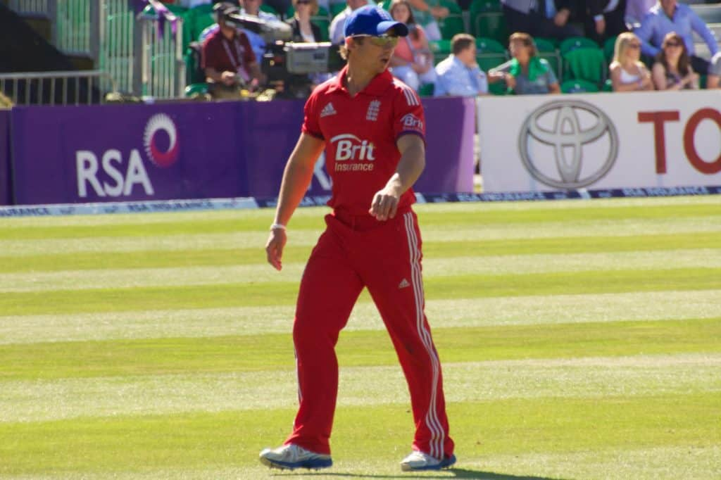 James Taylor representing England