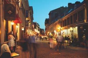 Literature destination Montreal