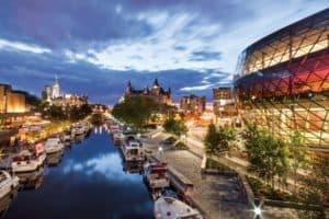 Literature destination Ontario