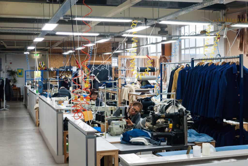 Blackhorse Lane factory