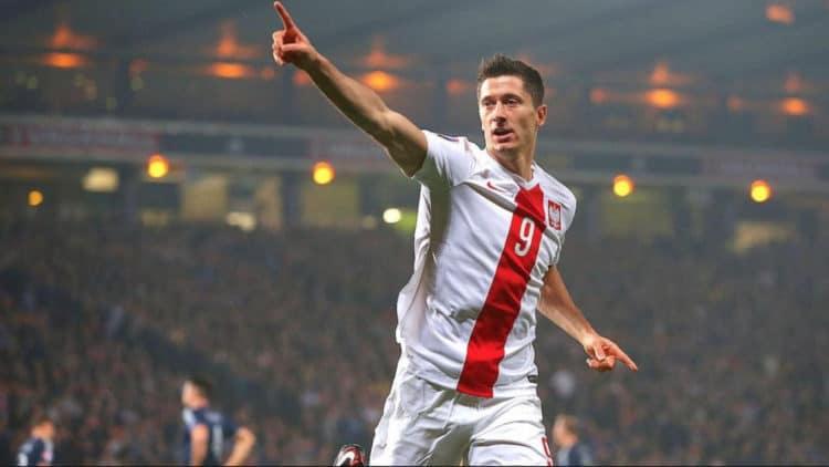 Potential World Cup Golden Boot winner Robert Lewandowski