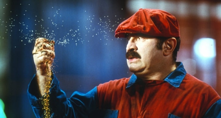 One of the worst Blockbuster Movies - Super Mario Brothers