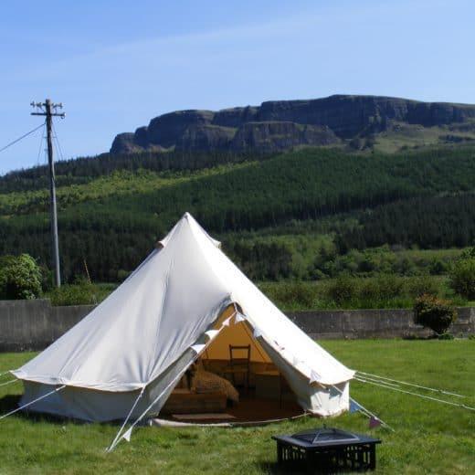 Swanns Bridge Campsite