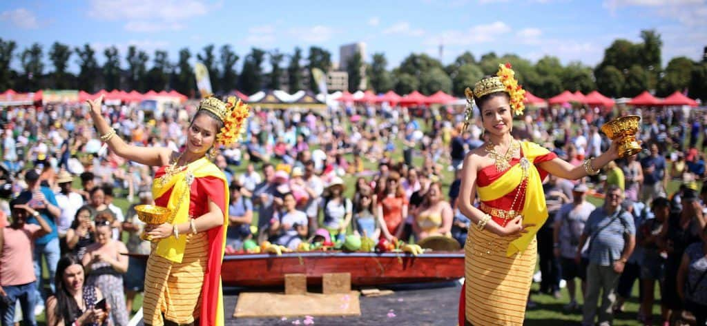 What's On Manchester Thai Festival