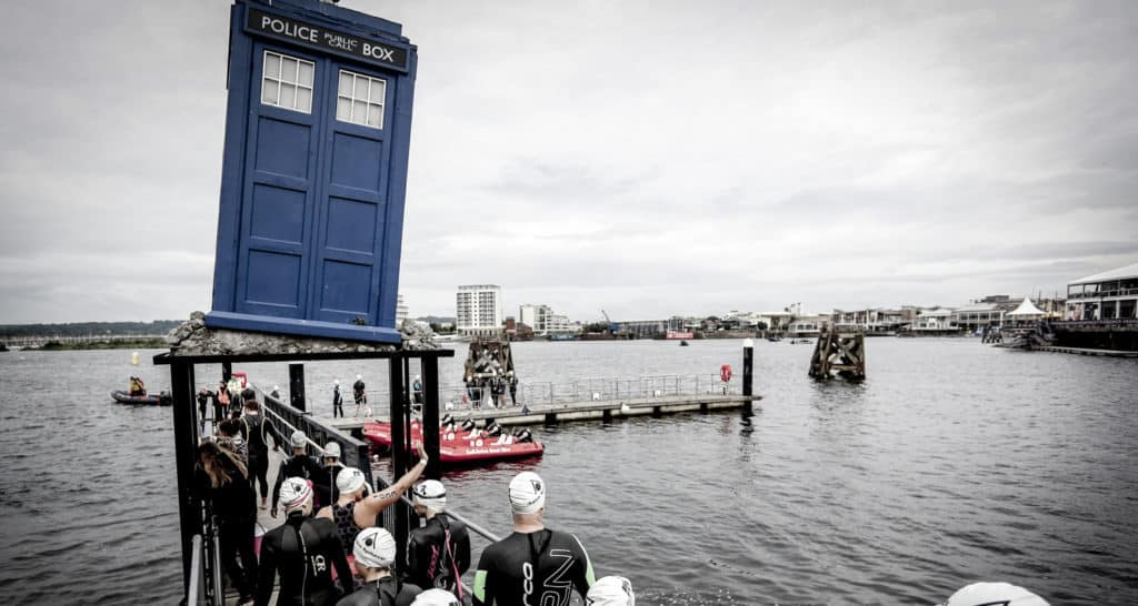 What's On Cardiff Triathlon