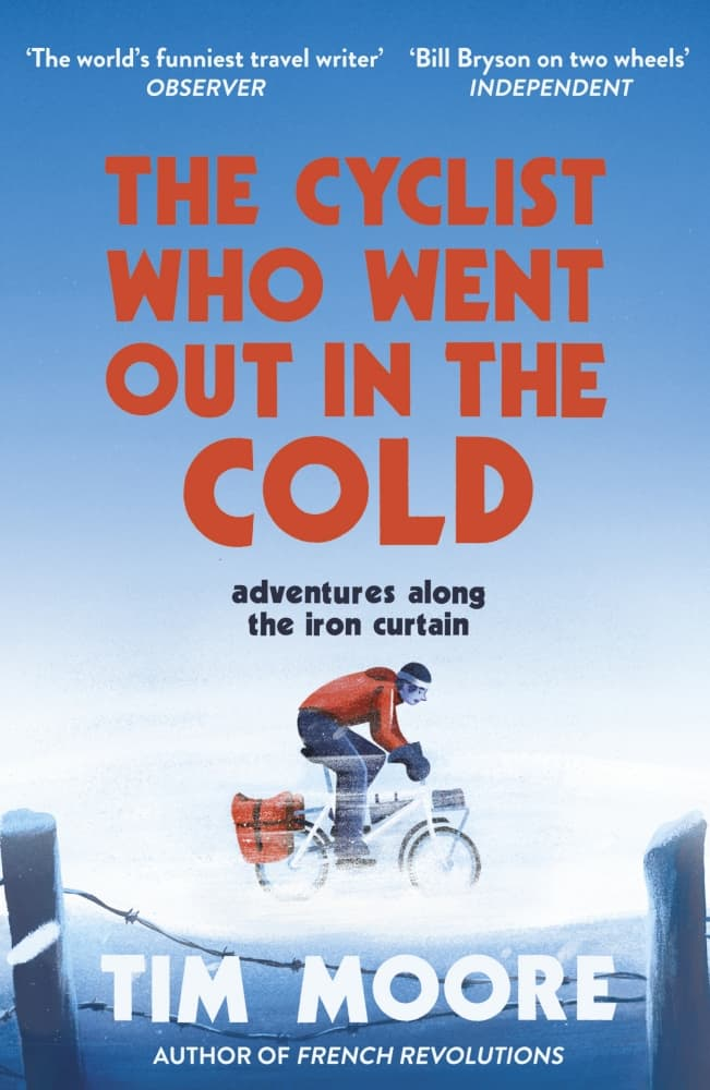 Books about sport - The Cyclist Who Went out into the Cold