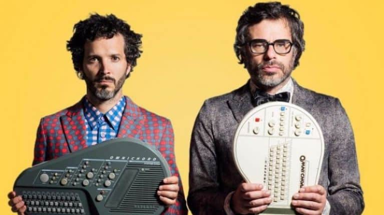 What's On Flight of the Conchords