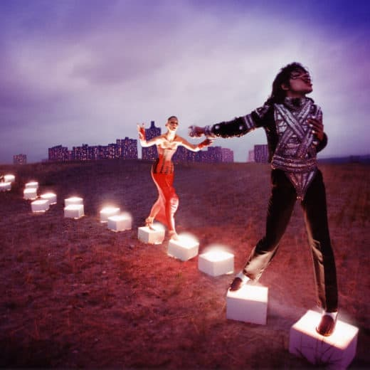 Michael Jackson by David LaChapelle