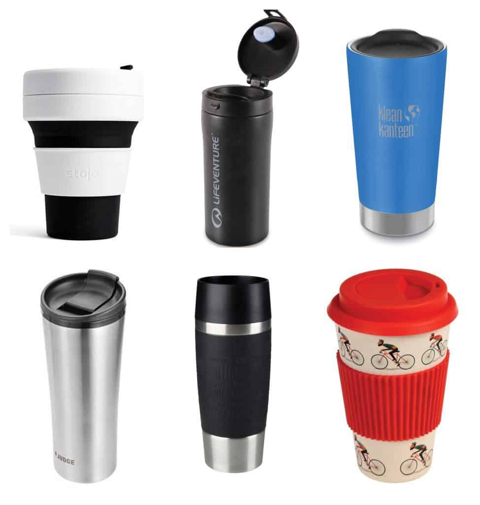 It's a Reusable Revolution: The Best Coffee Mugs on the Market