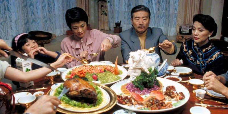 Food on Film: Greatest Movies about Grub