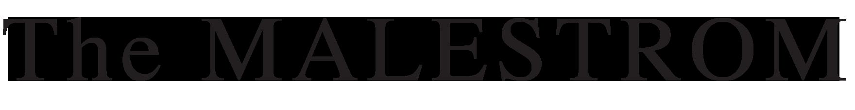 The MALESTROM Logo!