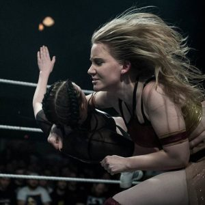 That's gotta hurt! Pic by Rob Brazier Jr