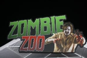 Zombie Zoo. Be scared!