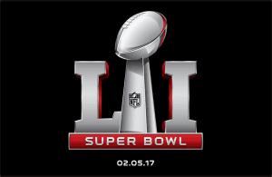 Super Bowl LI trophy gfx