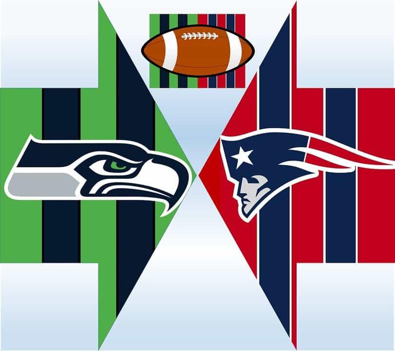 Super Bowl LI graphic