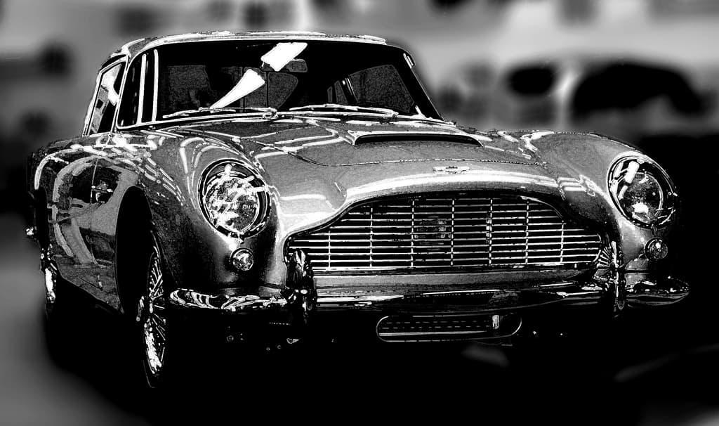 Aston Martin Db5 Not Just For Bond The Malestrom