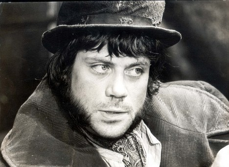 Oliver Reed as Bill Sikes in Oliver 1968
