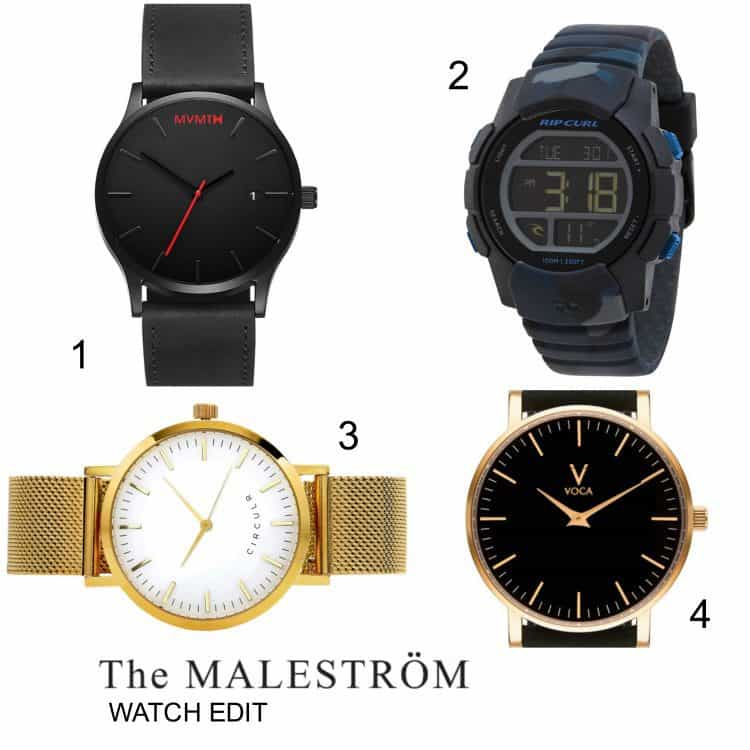 The MALESTROM guide to the best watches.
