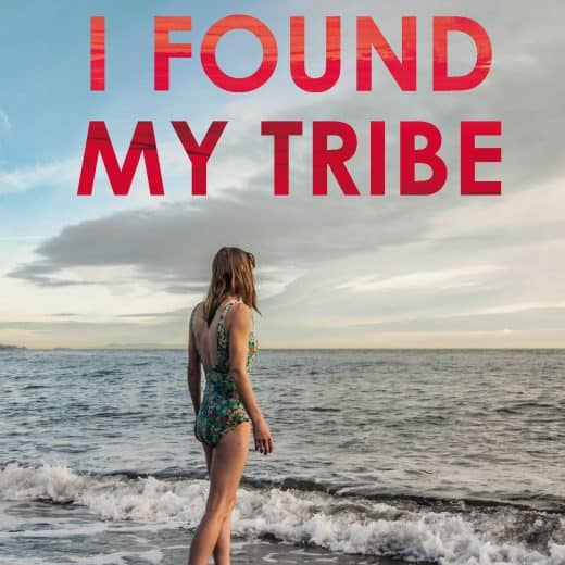 Cover of book 'I found My Tribe' by Ruth Fitzmaurice