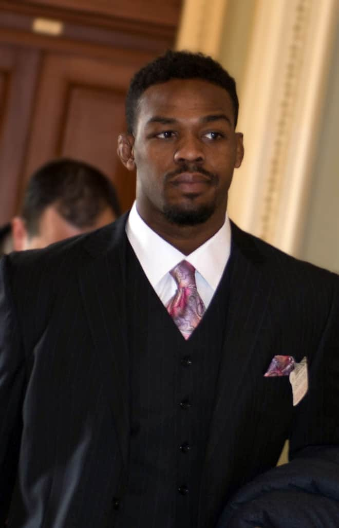 UFC fighter Jon Jones