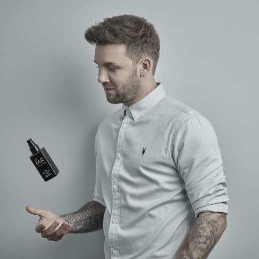 Hairdresser Jamie Stevens
