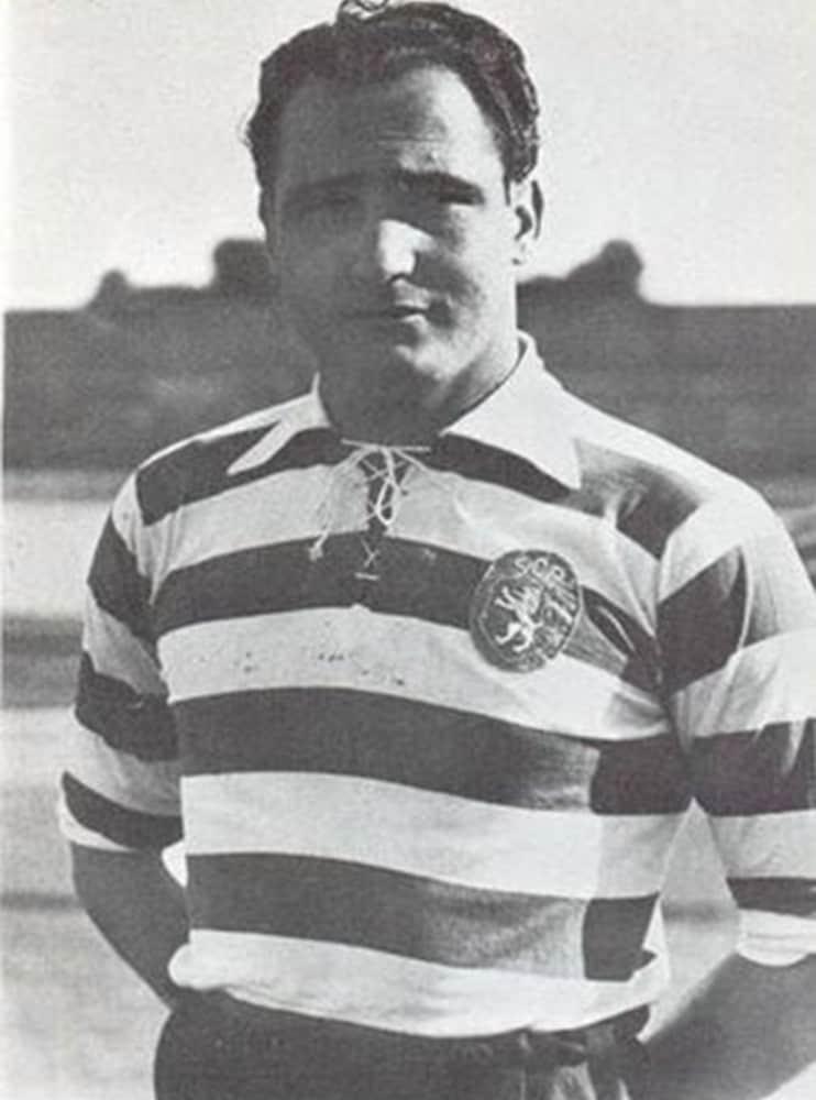 Footballer Fernando Peyroteo