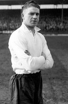 Footballer George Camsell