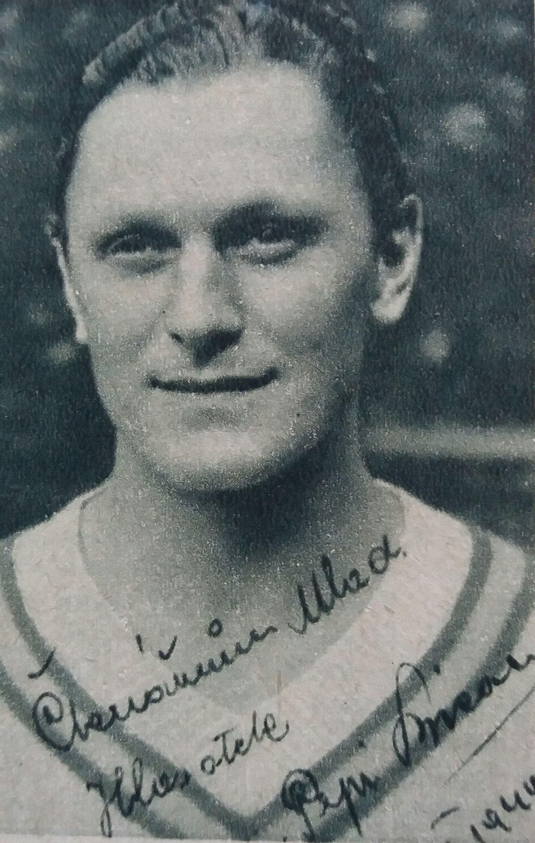 Footballing forgotten great Josef Bican