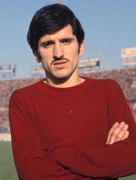 Footballer Gigi Meroni