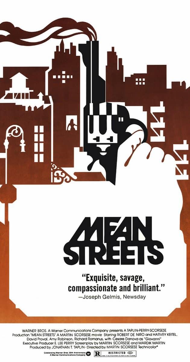Mean Streets poster